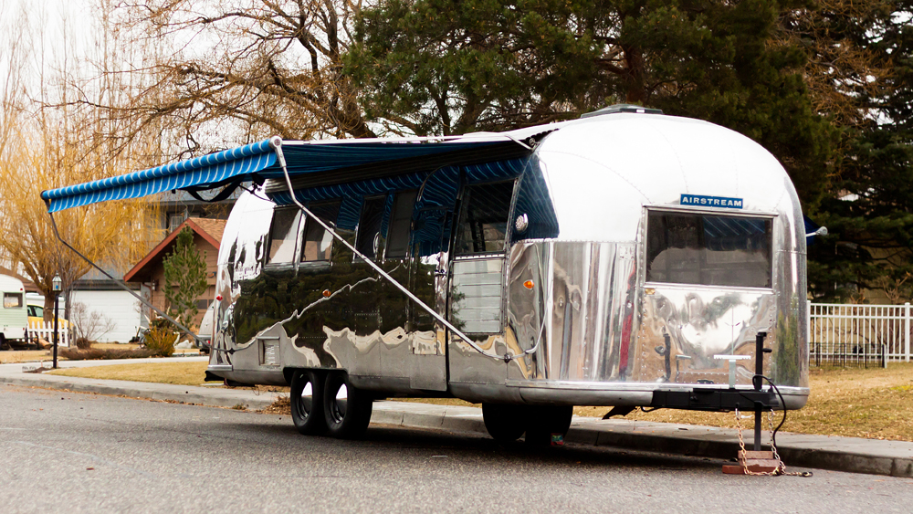 Airstream Polished